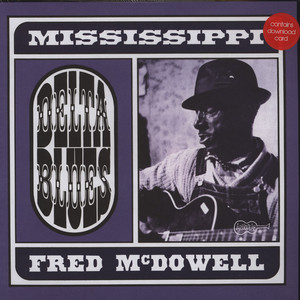 MISSISSIPPI FRED MCDOWELL - Delta Blues - LP
