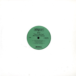 BASIL / BIG MOSES - Time To Be Free / Brighter Days - 12 inch x 1