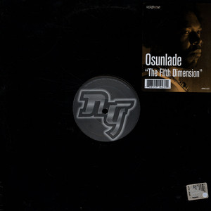 OSUNLADE - The Fifth Dimension - 12 inch x 1