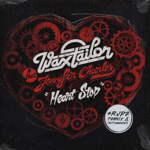 WAX TAILOR - Heart Stop Feat. Jennifer Charles - 25 cm
