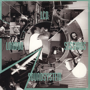 LCD SOUNDSYSTEM - London Sessions - LP x 2