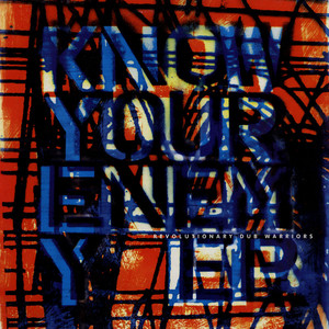 REVOLUTIONARY DUB WARRIORS - Know Your Enemy EP - Maxi x 1