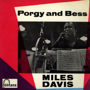 MILES DAVIS - Porgy And Bess - 33T