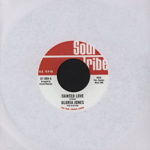 Gloria Jones Tainted+Love 7''