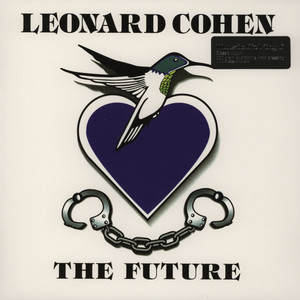 LEONARD COHEN - The Future - 33T