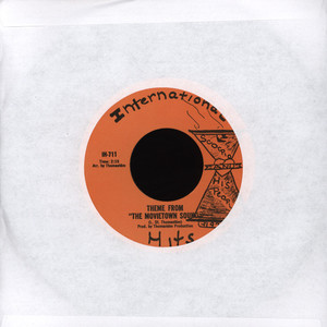 SCORPIO AND HIS PEOPLE - The Unforgiven / Theme From The Movietown Sound - 7inch x 1
