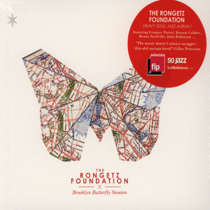 RONGETZ FOUNDATION, THE - Brooklyn Butterfly Session - CD