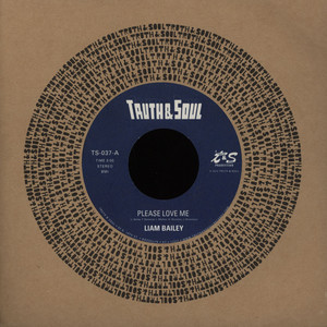 LIAM BAILEY - Please Love Me / On My Mind - 7inch x 1
