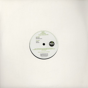 LEE WEBSTER - Human Sticky Eyes EP - 12 inch x 1