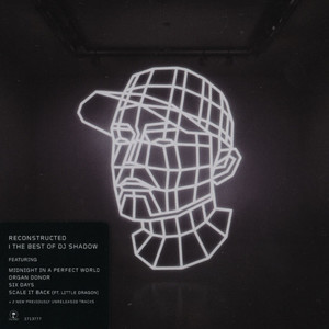 Dj Shadow Reconstructed:+The+Best+Of+Dj+Shadow CD
