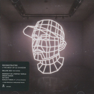 DJ SHADOW - Reconstructed: The Best Of DJ Shadow Deluxe - CD x 2