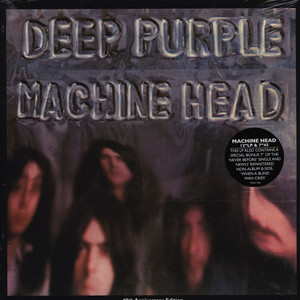 DEEP PURPLE - Machine Head 2012 Remaster - 33T + 45T