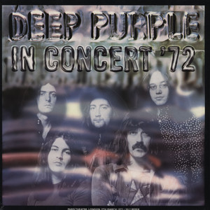 DEEP PURPLE - In Concert 72 - 33T x 2