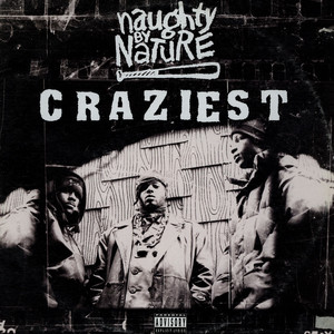 NAUGHTY BY NATURE - Craziest / Holdin' Fort - Maxi x 1