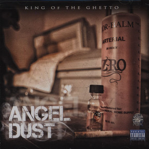Z-Ro Angel+Dust CD