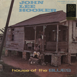 JOHN LEE HOOKER - House Of The Blues - LP