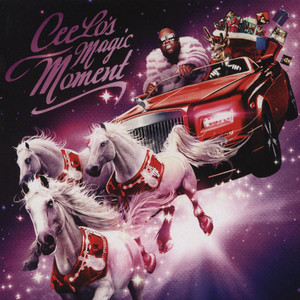 Cee-Lo Cee+Lo's+Magic+Moment CD