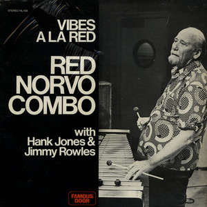 RED NORVO - Vibes a La Red - 12 inch x 1