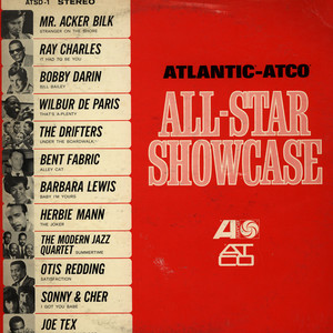 V.A. - Atlantic-Atco All-Star Showcase - LP