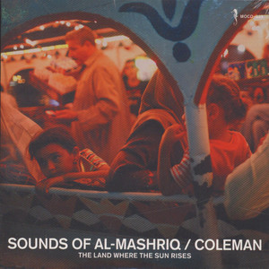 COLEMAN - Sounds Of Al-Mashriq - CD