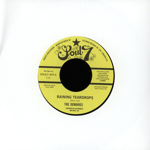 DEMURES / THE LOST GENERATION - Raining Teardrops / Sly,Slick and Wicked - 7inch x 1