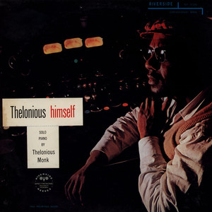 THELONIOUS MONK - Thelonious Himself - 33T