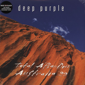 DEEP PURPLE - Total Abandon, Australia 99 - 33T x 2