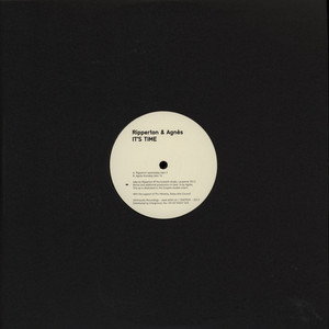 RIPPERTON & AGNÈS - It's Time EP - 12 inch x 1