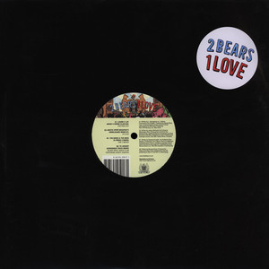 2 BEARS, THE - One Love Sampler - 12 inch x 1