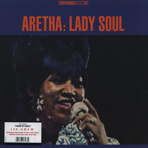 ARETHA FRANKLIN - Lady Soul - 33T