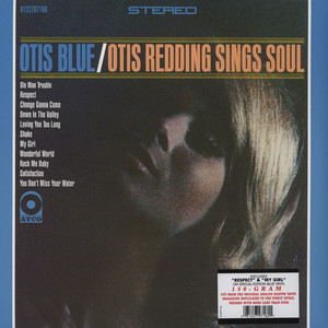 Otis Redding Otis+Blue:+Otis+Redding+Sings+Soul LP
