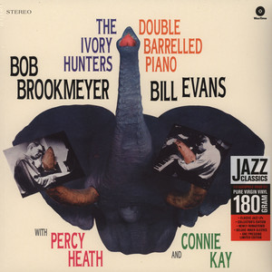 BOB BROOKMEYER & BILL EVANS - Ivory Hunters - 33T
