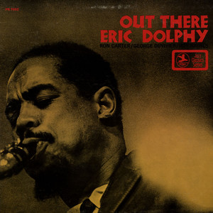 ERIC DOLPHY - Out There - 33T