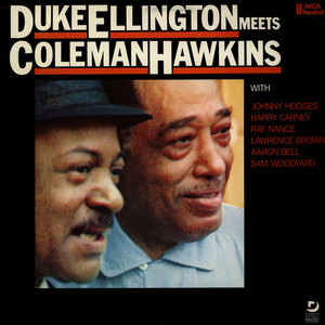 DUKE ELLINGTON MEETS COLEMAN HAWKINS - Duke Ellington Meets Coleman Hawkins - 33T