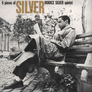 Horace Silver Quintet 6+Pieces+Of+Silver LP