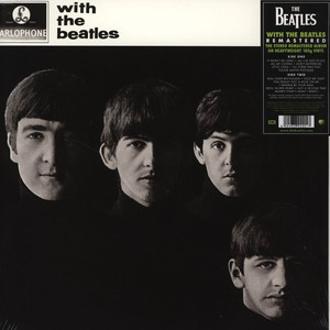 BEATLES, THE - With The Beatles - 33T