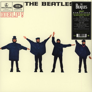 BEATLES, THE - Help! - 33T