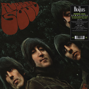 BEATLES, THE - Rubber Soul - 33T