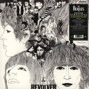 BEATLES, THE - Revolver - 33T
