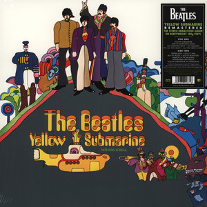 BEATLES, THE - Yellow Submarine - 33T