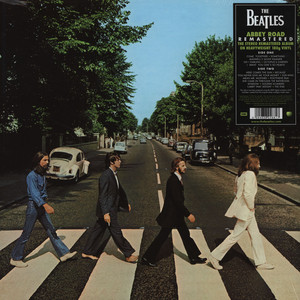 BEATLES, THE - Abbey Road - 33T