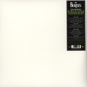BEATLES, THE - The Beatles - The White Album - 33T x 2