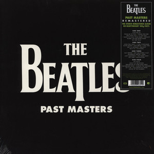 BEATLES, THE - Past Masters Volume 1 & 2 - 33T x 2