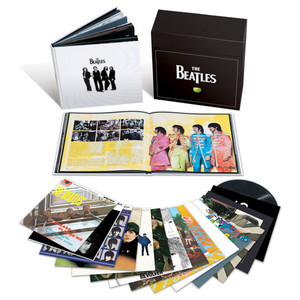 BEATLES, THE - The Stereo Vinyl Box Set - 500 gr
