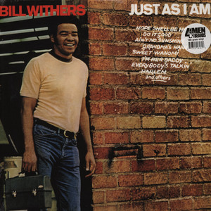 BILL WITHERS - Just As I Am - LP