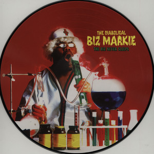 Biz Markie The Biz Never Sleeps Picture Disc LP
