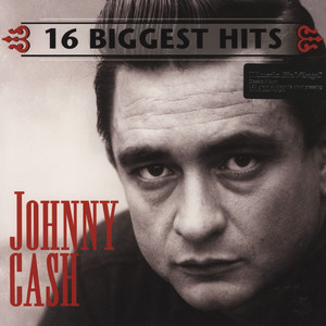 JOHNNY CASH - 16 Biggest Hits - 33T