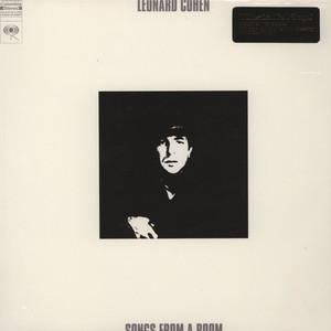 LEONARD COHEN - Songs From A Room - 33T