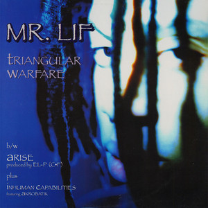 MR.LIF - Triangular warfare - Maxi x 1