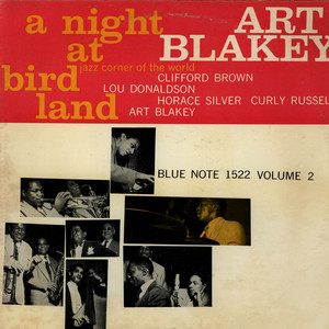 A Night At Birdland